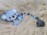 002 Koala Beißkette blau