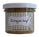 Estragon Senf 105ml Glas