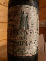 1971 Chateau Latour, Pauillac, Bordeaux 0,75 ltr.