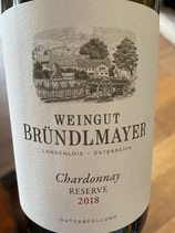 2018er Chardonnay Reserve, Weingut Bründlmayer, Kamptal 0,75