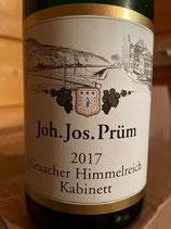 2017 Riesling Kabinett Graacher Himmelreich, J. J. Prüm, Mosel 0,75ltr.