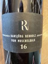 """2016 Spätburgunder """"R"""" vom Muschelkalk, Weingut Ökonomierat Rebholz, Pfalz 0,75ltr."""