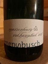 2017er Riesling GG Marienburg Rothenpfad, Clemens Busch, Mosel 0,75ltr.