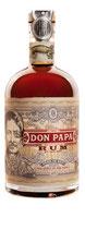 Don Papa 7 Jahre, Philippinen, 0,7 ltr. 40% Alk.