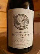 """2014 Moulin a Vent """"Les Michelons"""", Jules Desjourneys, Beaujolais 0,75 ltd."""