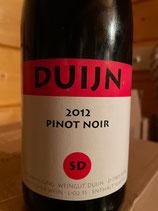 2012 Pinot Noir SD, Weingut Duijn, Baden 0,75ltr.