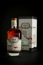 1914 Ron, Panama 0,7 ltr. 40% Alk.