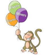Pré-A1 Starters, A1 Movers ou A2 Flyers