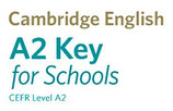 A2 Key for Schools SOLD OUT