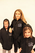 Matchless Kids Hoodies