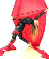 Aerial Silk Kleid Nicole