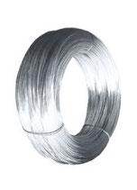 Rollo 5Kg Alambre galvanizado 1,3mm - Nº 8 (1kg=95ml. Total Rollo 475m)