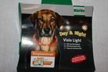 Karlie Visio Light LED-Leuchthalsband für Hunde, 70 cm, universell kürzbar