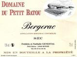 Bergerac Sec 2017    75cl