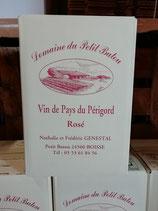 Rouge, Rosé et Blanc Sec IGP Périgord