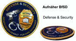 Aufnäher Defense & Security