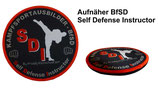Aufnäher SDI (Self Defense Instructor)