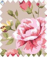 Stoff Blume