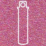 Miyuki Rocailles 11/0 - Hot Pink Lined - Crystal AB (355)