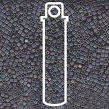Miyuki Cube 1.8mm - Black Matte AB - 401FR