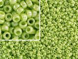 Miyuki Rocailles 15/0 - Opaque Luster - Lime Green (439)