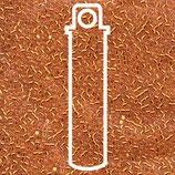 Miyuki Delicas 11/0 - Silver Lined - Orange (045)