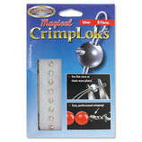 Magical CrimpLoks - 3mm Silber