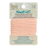 Polyester gewachst - Light Pink (Card)