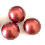 Klangkugel (1) - 12mm Rot metall