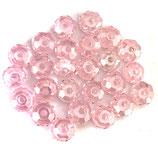 CZ Rondellen (4) - 4mm, Pink