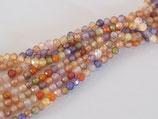Mineralien·Perlen (1S) - Zirkonia - facettiert ~3mm