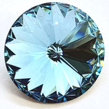 1122 Rivoli (1) - 16mm Aquamarine