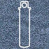 Metallic Lt. Grey Blue Matte (0376) - 15/0 - 7gm