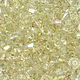 50 Stk. Crystal Luminous Green 4mm SE