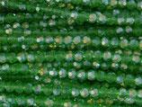 Fac. Rundperlen (1S) - 3mm Fern Green - AB 31582