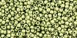 Toho 11/0 - HYBRID ColorTrends: Metallic - Primrose Yellow (YPS0077)