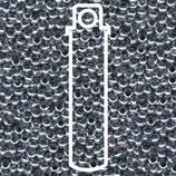 Metal Seed Beads 11/0 - Zink