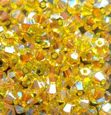 50 Stk. Citrine AB2x 3mm