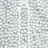 Miyuki Drops 2.8mm - White Luster (471)