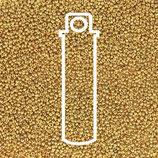 24 Kt. Gold Plated (GP) - Röhrchen 7.8g - 15/0