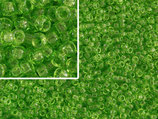 Miyuki Rocailles 15/0 - Transpartent Lime (144)