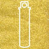 Miyuki Delicas 15/0 - Matte Pale Yellow AB (854)