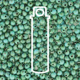 Miyuki Drops 3.4mm - Picasso Seafoam - Green Matte (4514)
