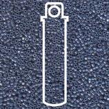 Miyuki Delicas 15/0 - Opaque Blueberry - Luster (267)