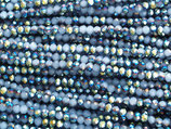 Rondelles (1S) - 3x4mm Lt. Blue AB