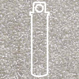 Miyuki Rocailles 11/0 - Silver Lined Crystal (1)