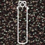 Miyuki Drops 3.4mm - Mint Green·Lined - Lt. Blue (F33)