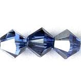50 Stk. Sapphire Satin 4mm