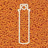 Miyuki Rocailles 11/0 - Orange (4454)
