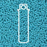 Miyuki Rocailles 8/0 - Blue Green (4483)